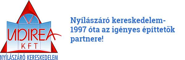 Udirea Kft. logo